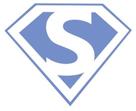 Sterker Merk Superman Logo